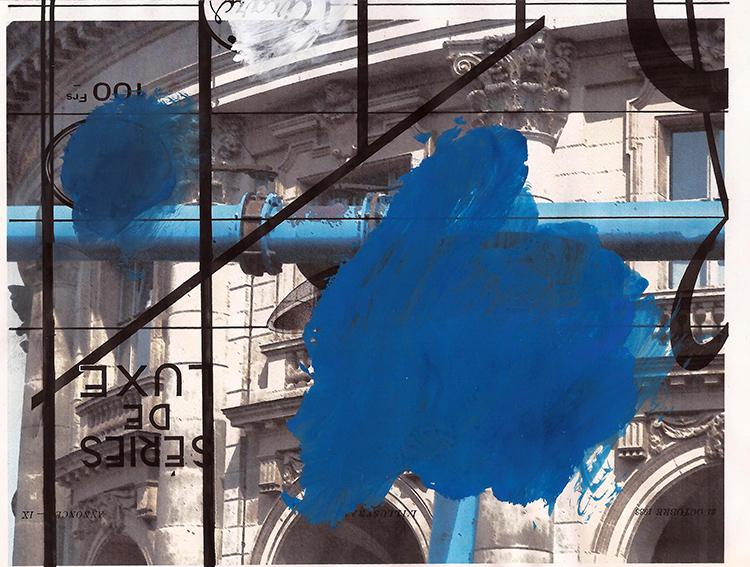 60 dessins la mécanique des bleus